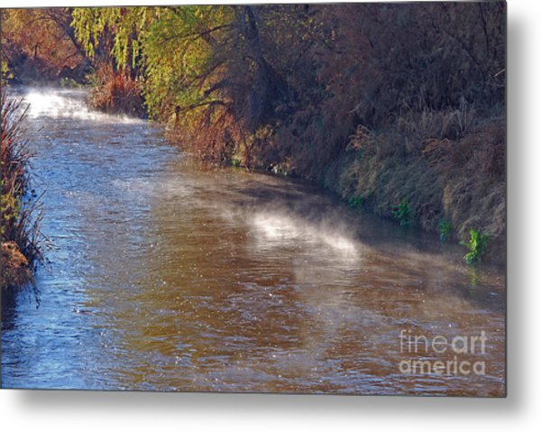 Santa Cruz River - Arizona Metal Print