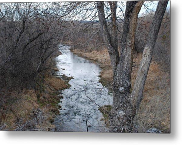 Santa Fe River Metal Print