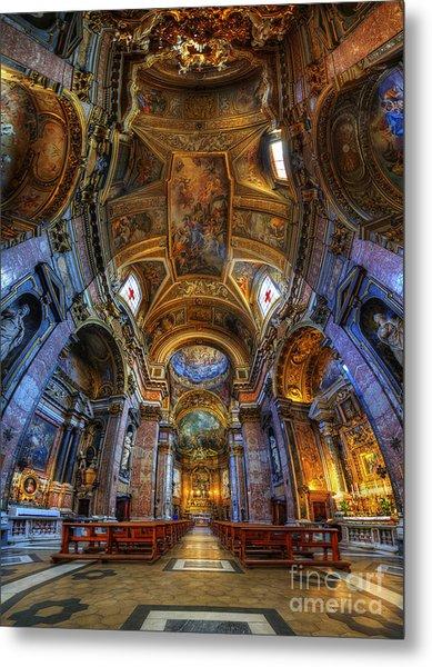Santa Maria Maddalena Metal Print
