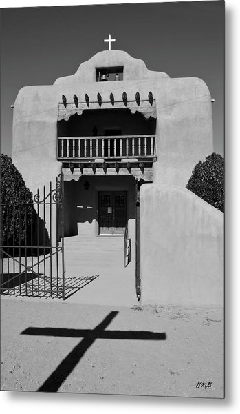 Santo Tomas De Abiquiu Church Metal Print