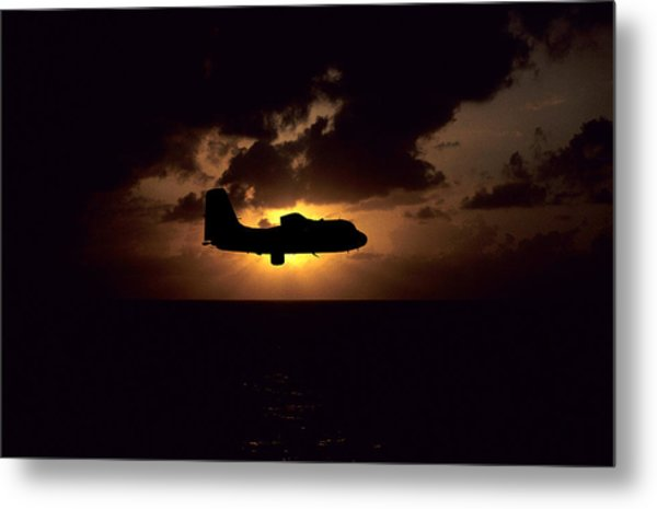 Sar Tracker Metal Print by Mike Ray
