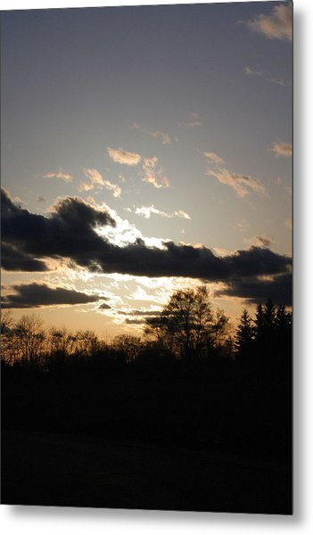 Scattered Shadows Metal Print by Mark  France