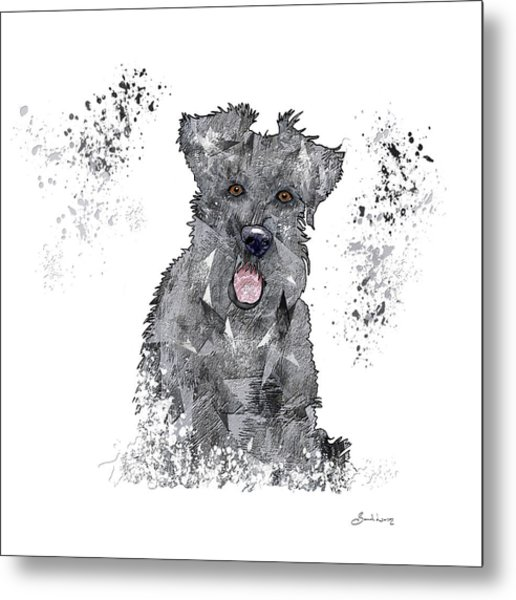 I Have Just Met You, And I Love You Metal Print
