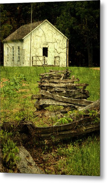 School Days Metal Print by Tingy Wende