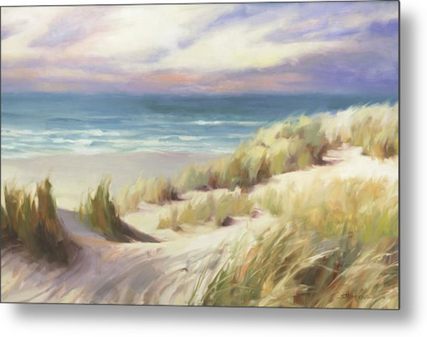 Sea Breeze Metal Print