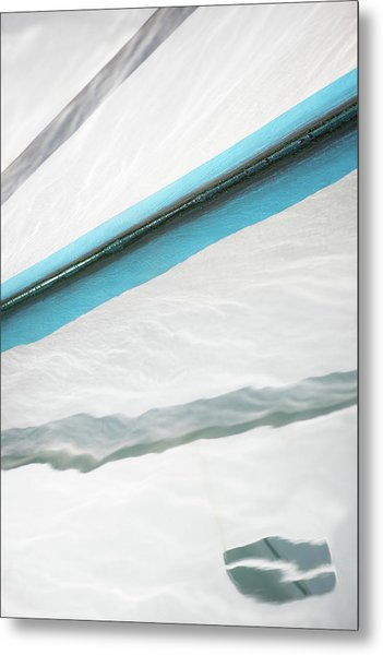 Sea Kissed Metal Print