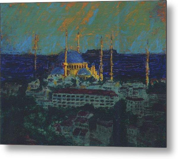 Sea Of Marmara Metal Print