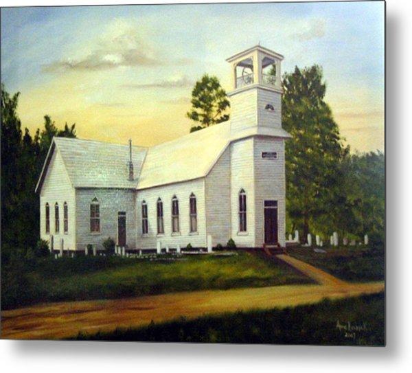 Seaford Zion Methodist Church Metal Print