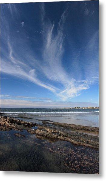 Seascape Ireland Metal Print by Pierre Leclerc Photography