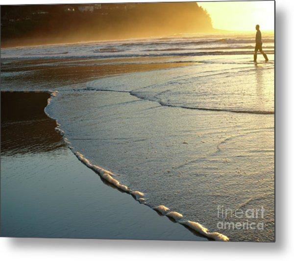 Seasideoregon05 Metal Print