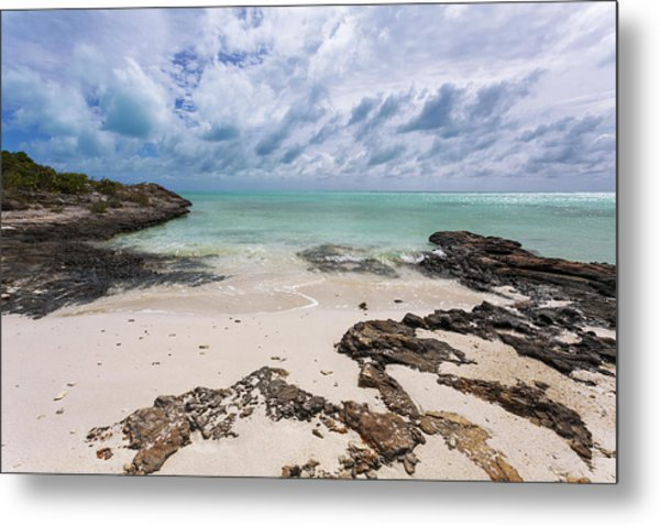 Secret Of West Harbour Metal Print