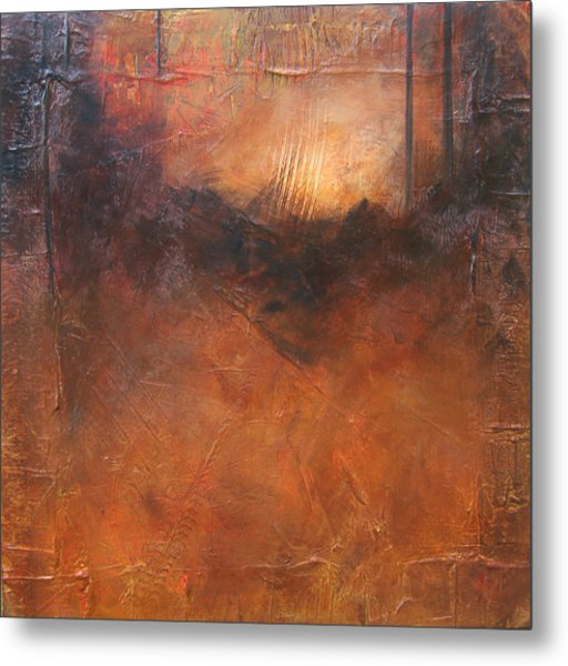 Secrets Metal Print by Carrie Allbritton