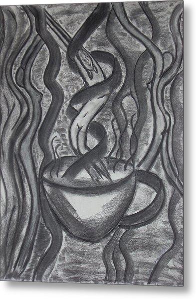 Seduction Metal Print by Marsha Ferguson