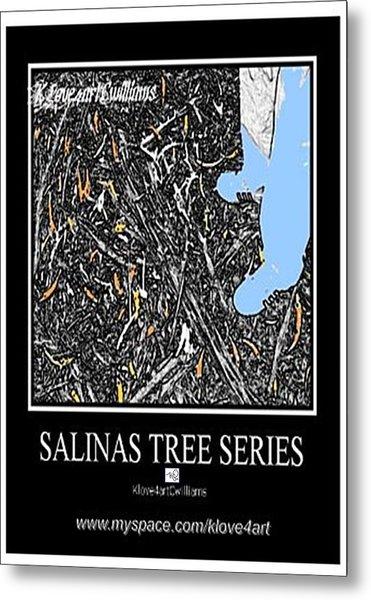 Seeds Of Change Metal Print