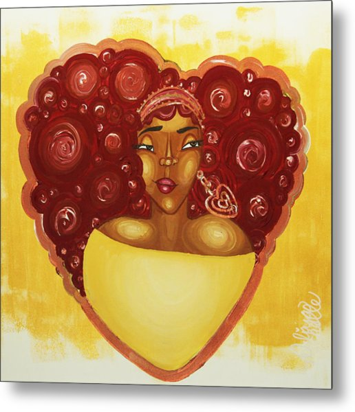 Self Love Metal Print