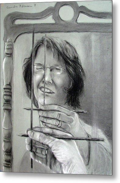 Self Portrait 2011 Metal Print