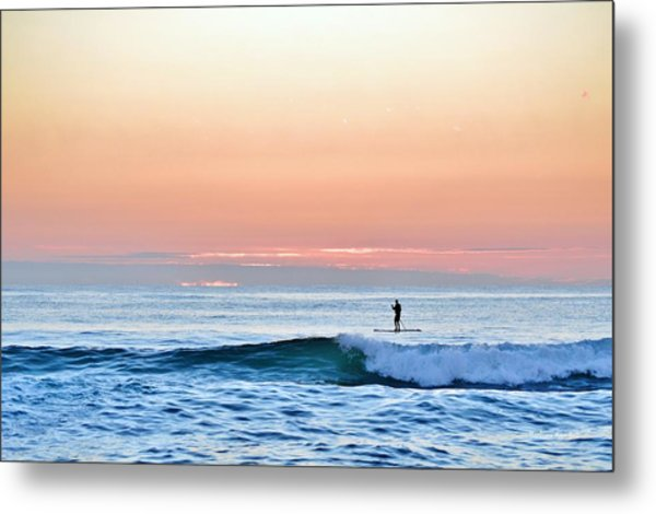 September 14 Sunrise Metal Print
