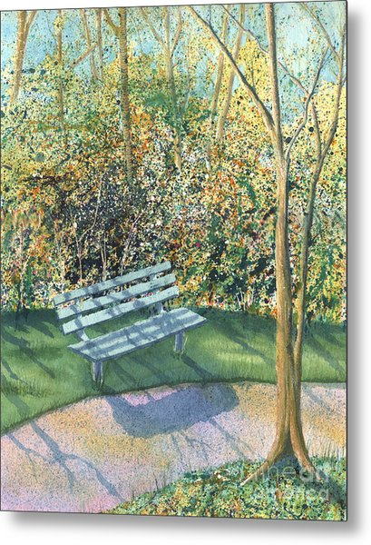 September Afternoon Metal Print