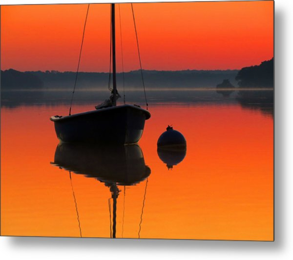 September Dreams Metal Print