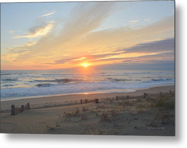 September Sunrise  30 Metal Print