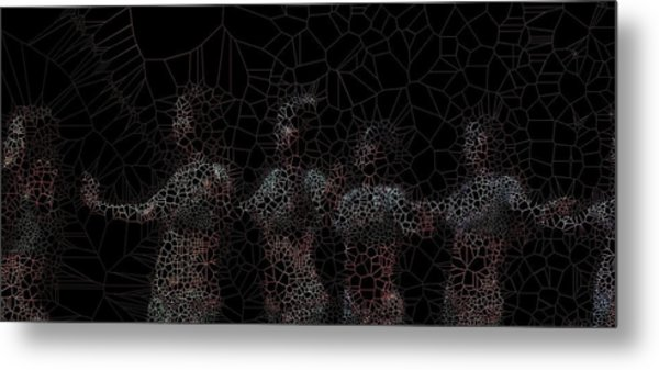 Sequence Metal Print