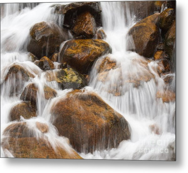 Serenity Central Metal Print