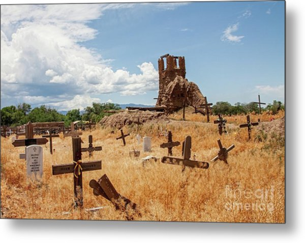Metal Print featuring the photograph Serenity by Sandy Adams