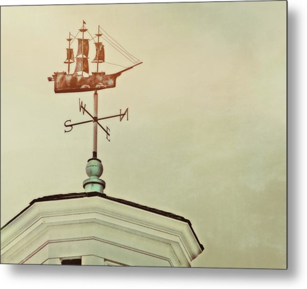 Setting Sail Metal Print by JAMART Photography