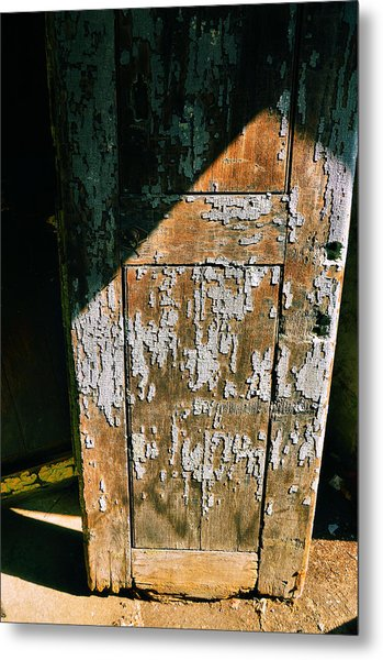 Shaded Entry Metal Print by JAMART Photography