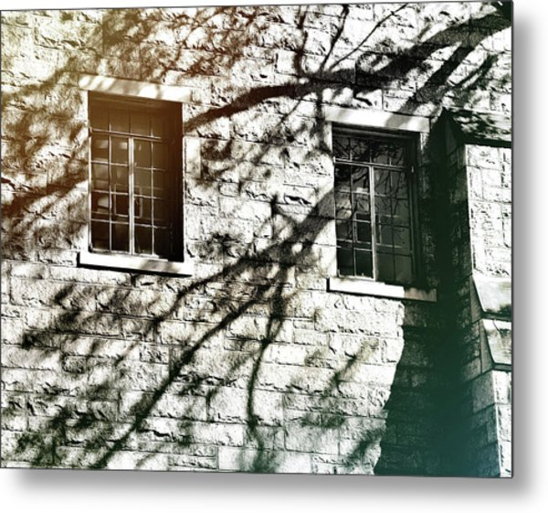 Shadow Days Metal Print by JAMART Photography
