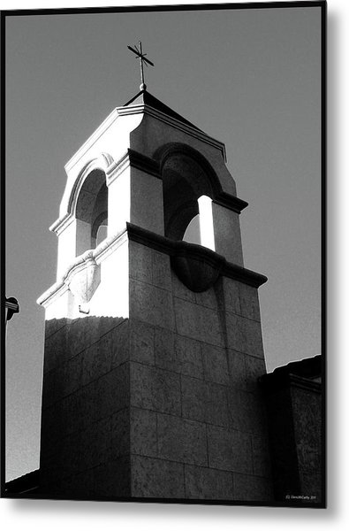 Shadows Of Truth Metal Print by Glenn McCarthy Art and Photography