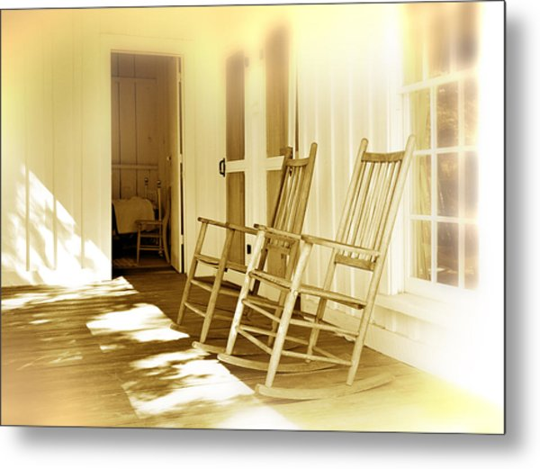 Shared Moments Metal Print