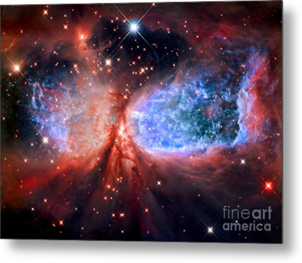 Sharpless 2-106 Metal Print