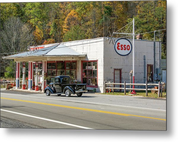 Sharp's Country Store Metal Print