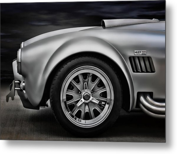 Shelby Cobra Gt Metal Print