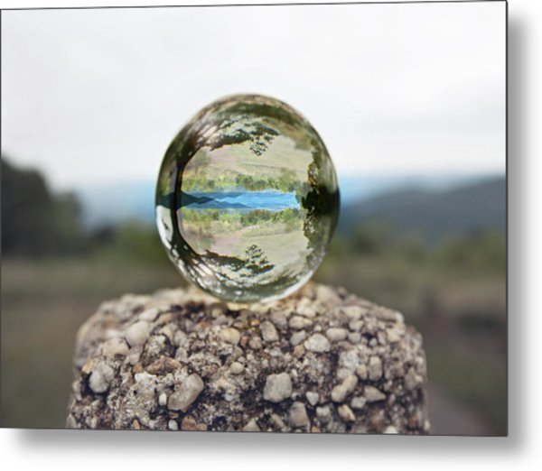 Metal Print featuring the photograph Shenandoah by Sue Collura