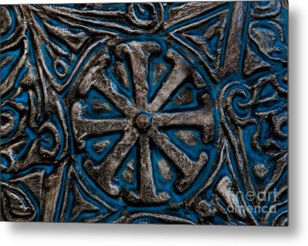 Shield Of Time Metal Print