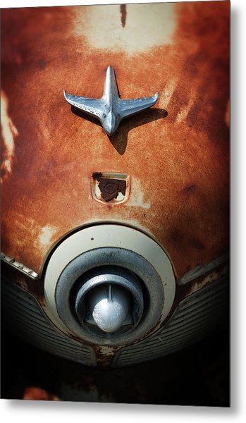 Shine Or Rust Metal Print