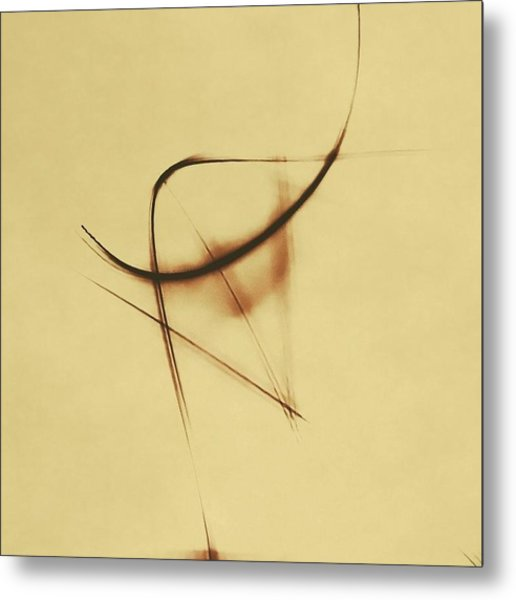 Shining Glyph #05 Metal Print