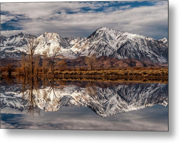 Sierra Reflections 2 Metal Print