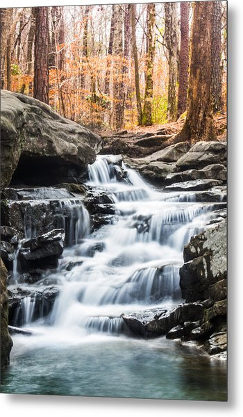 Autumn At Moss Rock Preserve Metal Print