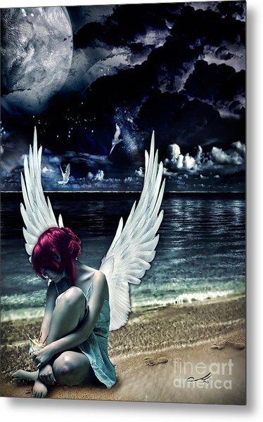 Silence Of An Angel Metal Print