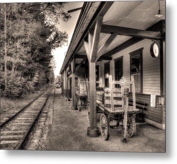 Silver Lake Rail Road 253 Metal Print