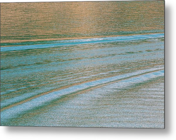 Metal Print featuring the photograph Left Behind by Sherri Meyer