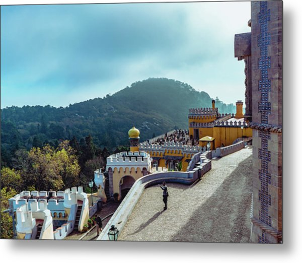 Sintra Views Metal Print