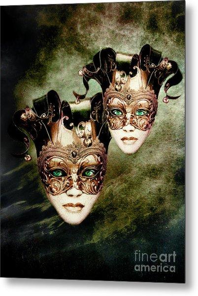 Sisters Metal Print