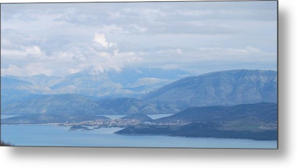 Six Islands  Metal Print
