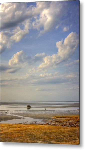 Skaket Beach Cape Cod Metal Print