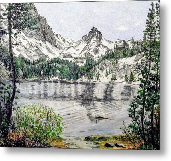 Skelton Lake Metal Print