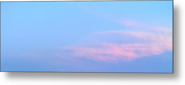 Sky Magic Metal Print by Veronica Trotter
